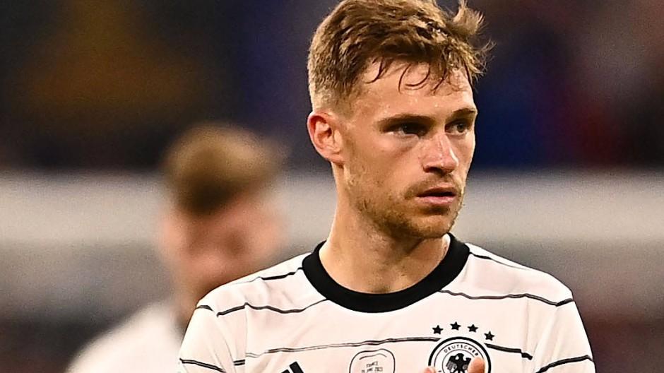 Andere Rolle, kein Erfolg: Joshua Kimmich und die DFB-Elf verlieren.