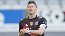 """Für Lewandowski eine """"schwierige Situation"""""""