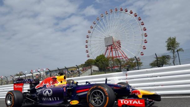 Große Bedrohung für Japan und die Formel 1