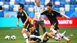 """""""Koreanische Spieler scheuen das Risiko"""""""