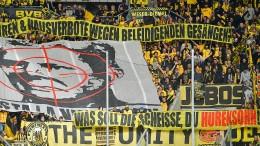 BVB-Fans auf Bewährung nach Hopp-Anfeindung