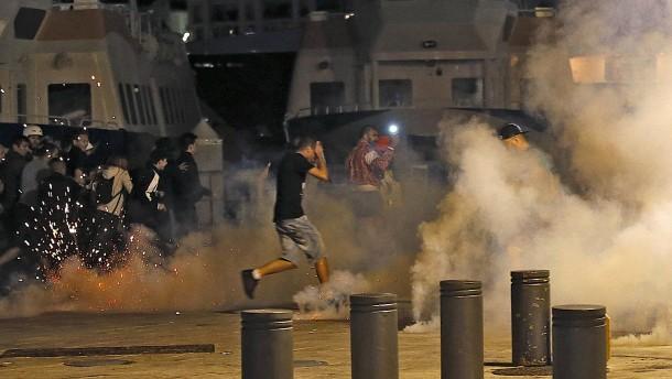 Dutzende Verletzte in Marseille und Nizza