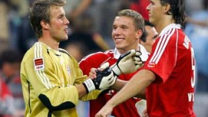 FC Bayern zum sechsten Mal im Finale