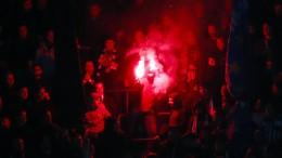 Frankfurt droht Fan-Ausschluss nach Pyro-Ärger