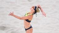 Beachvolleyballspielerin Karla Borger: Partnerin gesucht und gefunden