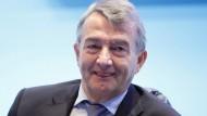 Mit einem Zehn-Punkte-Plan gegen den Fifa-Skandal: DFB-Präsident Wolfgang Niersbach