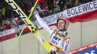 Ski in die Höh: Severin freund siegt nach Belieben
