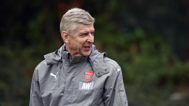 Klinsmann will nicht - Wenger vielleicht später