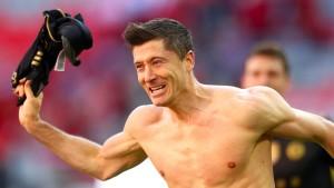 Ein großer Moment der Bundesliga-Geschichte
