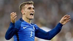 Griezmann ist ein Traum für Frankreich