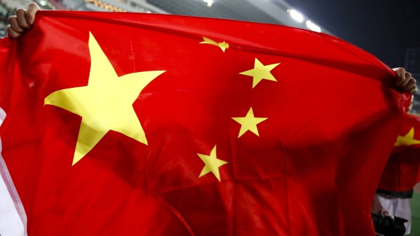 Wie China in zwölf Jahren Fußball-Weltmeister werden will