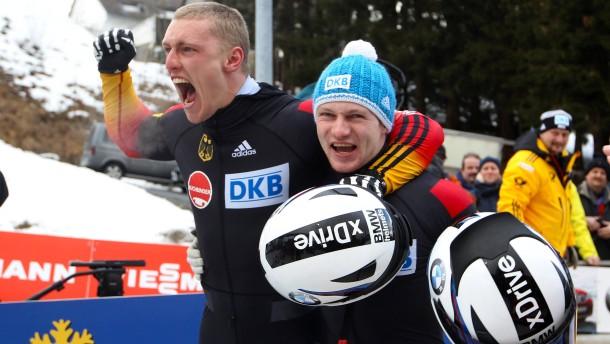 Friedrich wieder Weltmeister