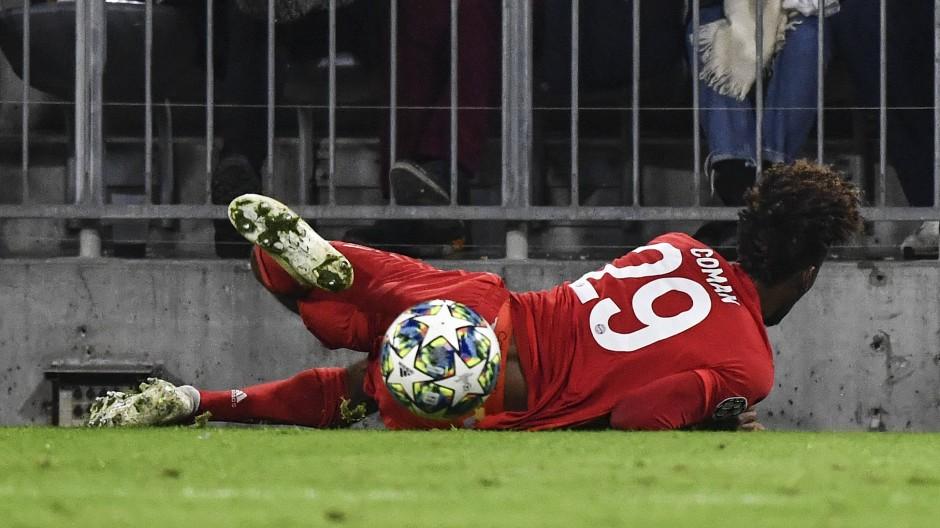 """Coman fällt für das Jahresende aus: """"Diese Verletzung überschattet das ganze Spiel"""""""