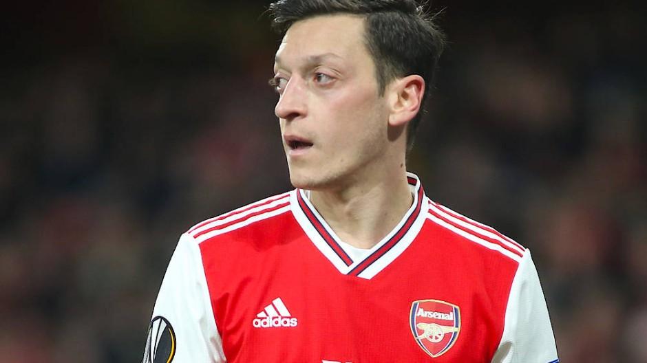 Ich entscheide, wann ich gehe, nicht andere Leute: Mesut Özil