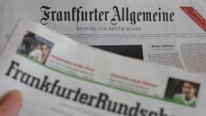 Die Frankfurter Rundschau bleibt erhalten