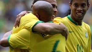 Brasilien enttäuscht und gewinnt dennoch 3:0
