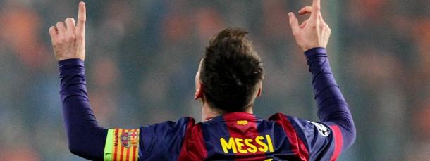 Eine Ausnahmespieler: Messi lässt sich einfach nicht stoppen