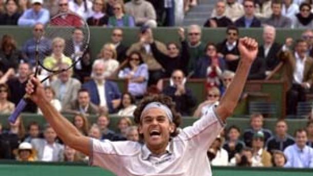 """Gustavo Kuerten: """"Picasso des Tennis"""" siegt in Paris"""