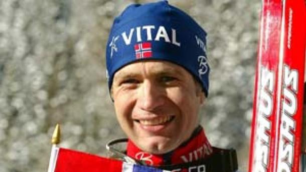 50. Weltcupsieg für Björndalen