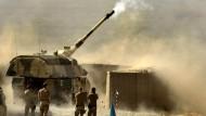 Gabriel: Panzer-Lieferung nicht zu stoppen