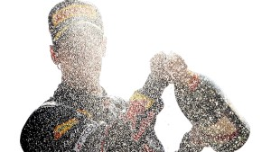 Vettels Beutezug in Feindesland
