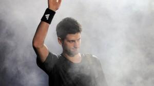 Djokovic und Dawidenko im Finale