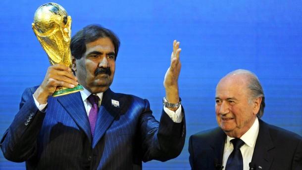"""""""Wir sollten uns gegen Qatar wehren"""""""