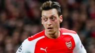 Özil und Arsenal brauchen ein Fußball-Wunder