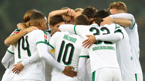 Borussia bleibt erster Verfolger