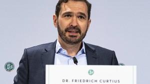 Der Karrierist Friedrich Curtius