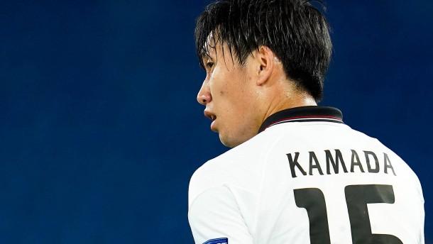 Die Eintracht kämpft um Königsfigur Kamada