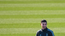 Ronaldo in Leverkusen dabei