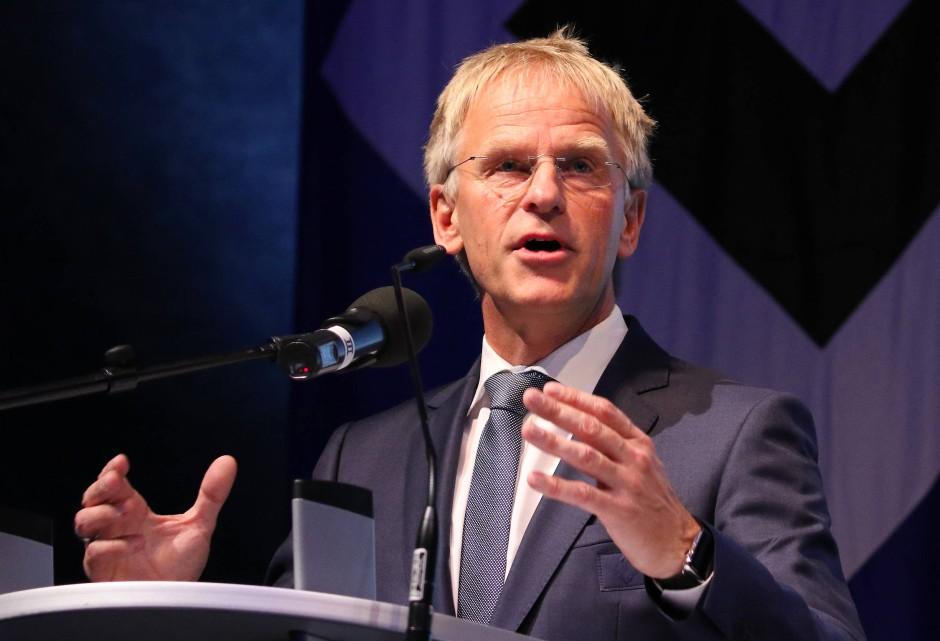 Seit 2015 bekleidete Jens Meier das Amt als Präsident des Hamburger Sportvereins.