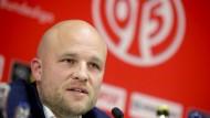 Nah dran am Team: Sportdirektor Rouven Schröder ist in Mainz angekommen
