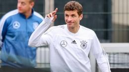 Warum Müller vom Bundestrainer ein Weizenbier bekommt