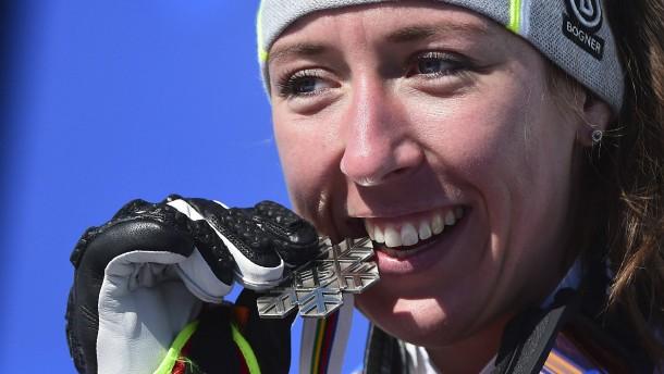 Kira Weidle gewinnt sensationell WM-Silber