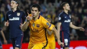 In Überzahl wird aus Barcelona Barca
