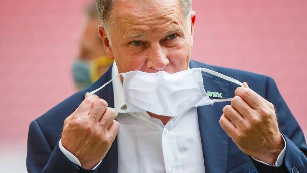 Bundesliga-Klubs machen ihrem Ärger Luft