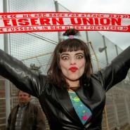 Berühmter Union-Fan: Sängerin Nina Hagen (hier 1998)