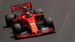 Ferrari und ein selbstinszeniertes Drama