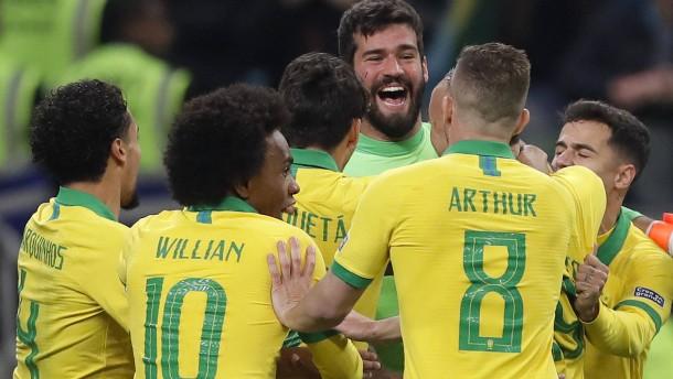 Der große Traum nach Brasiliens Trauma