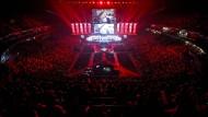 Beeindruckend: Die ESL One in Köln ist ein Treffpunkt der Gaming-Szene.