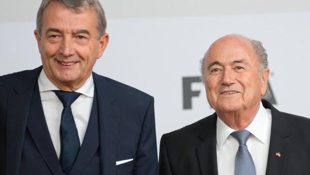 Uefa will eigenen Kandidaten gegen Blatter ins Rennen schicken