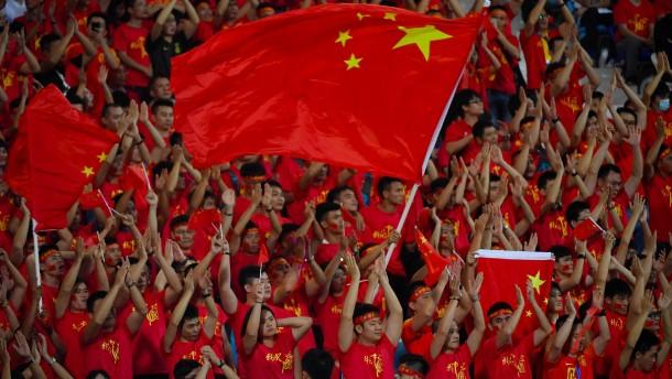 Warum China für den deutschen Fußball so interessant ist