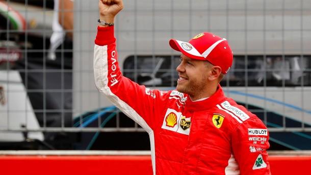 Hamiltons Panne macht bei Formel 1 in Hockenheim Weg frei für Vettel