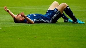Ohrfeige für Wolfsburg und HSV