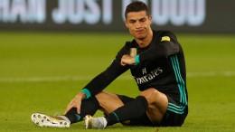 Real Madrid entgeht nur knapp einer Blamage
