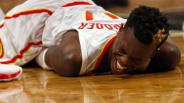 Schröder verletzt – Atlanta verliert