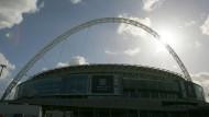 Der schöne Schein verfliegt: Wolken ziehen über Wembley