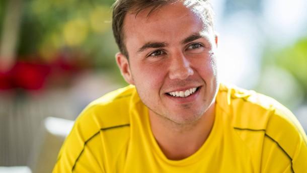 Mario Götze investiert in Frankfurter Start-up